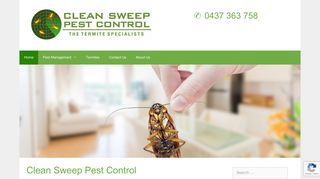 Clean Sweep Pest Control