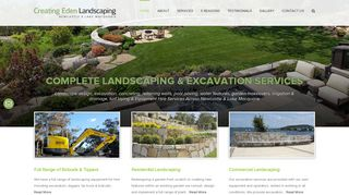 Creating Eden Landscaping