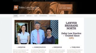 Daley Law Practice