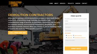 Demolition Kings Australia