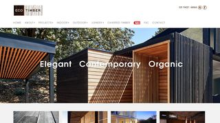 Eco Timber Group Pty Ltd