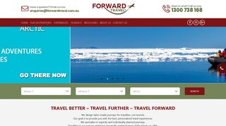 Forward Travel PTY LTD