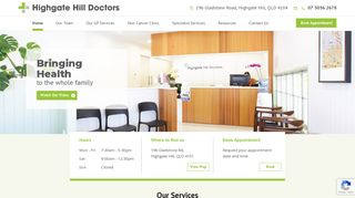 Highgate Hill Doctors