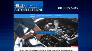 Hills Auto Electrical