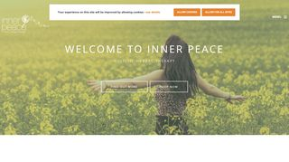 Inner Peace – Holistic Herbal Therapy