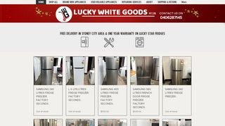 Lucky White Goods