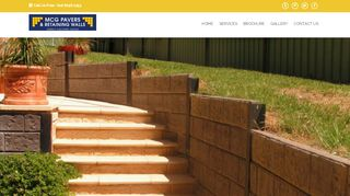 MCG Pavers & Retaining Walls