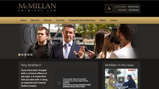 McMillan Criminal Law Tweed Heads