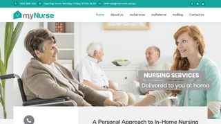 myNurse PTY LTD