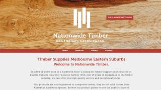 Nationwide Timber