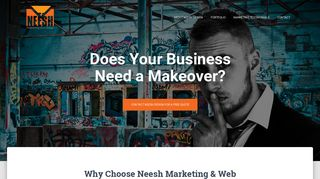 NEESH Marketing and Design