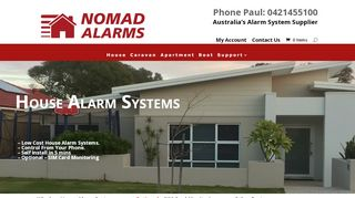Nomad Alarms