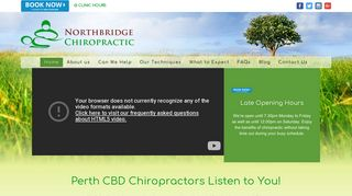 Northbridge Chiropractic