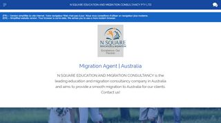 N Square Education and Migration Consultancy