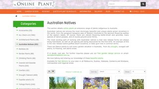 Australian Native Plants