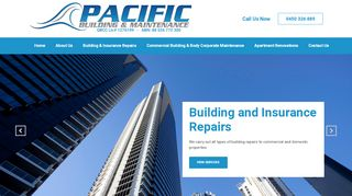 Pacific Building and Maintenance