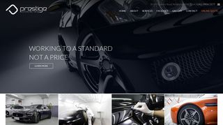 Prestige Auto Body Shop