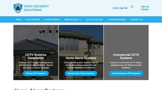 Vista Security Solutions