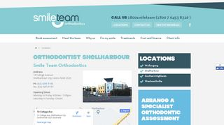 Smile Team Orthodontics Shellharbour