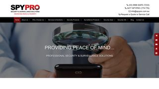 Spypro Security & Surveillance Solutions