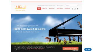 Afford Sydney Piano Removals
