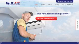 TRUE AIR AIRCONDITIONING SERVICES