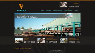 Vinsan Project Services