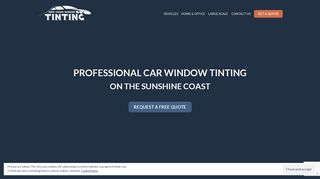 New Vision Window Tinting
