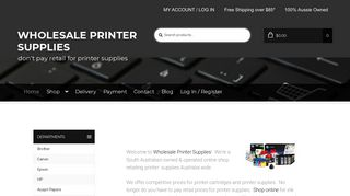 Wholesale Printer Supplies