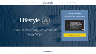 Lifestyle Financial Services