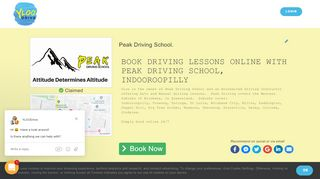 Peak Driving School Dion